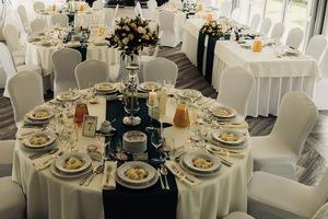 Sala na przyjęcie weselne w hotelu Alpin w Szczyrku