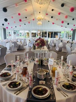 Sala szklana - wesele w Szczyrku