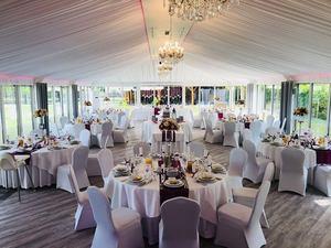 Nasza sala szklana na przyjęcia weselne do 150 osób
