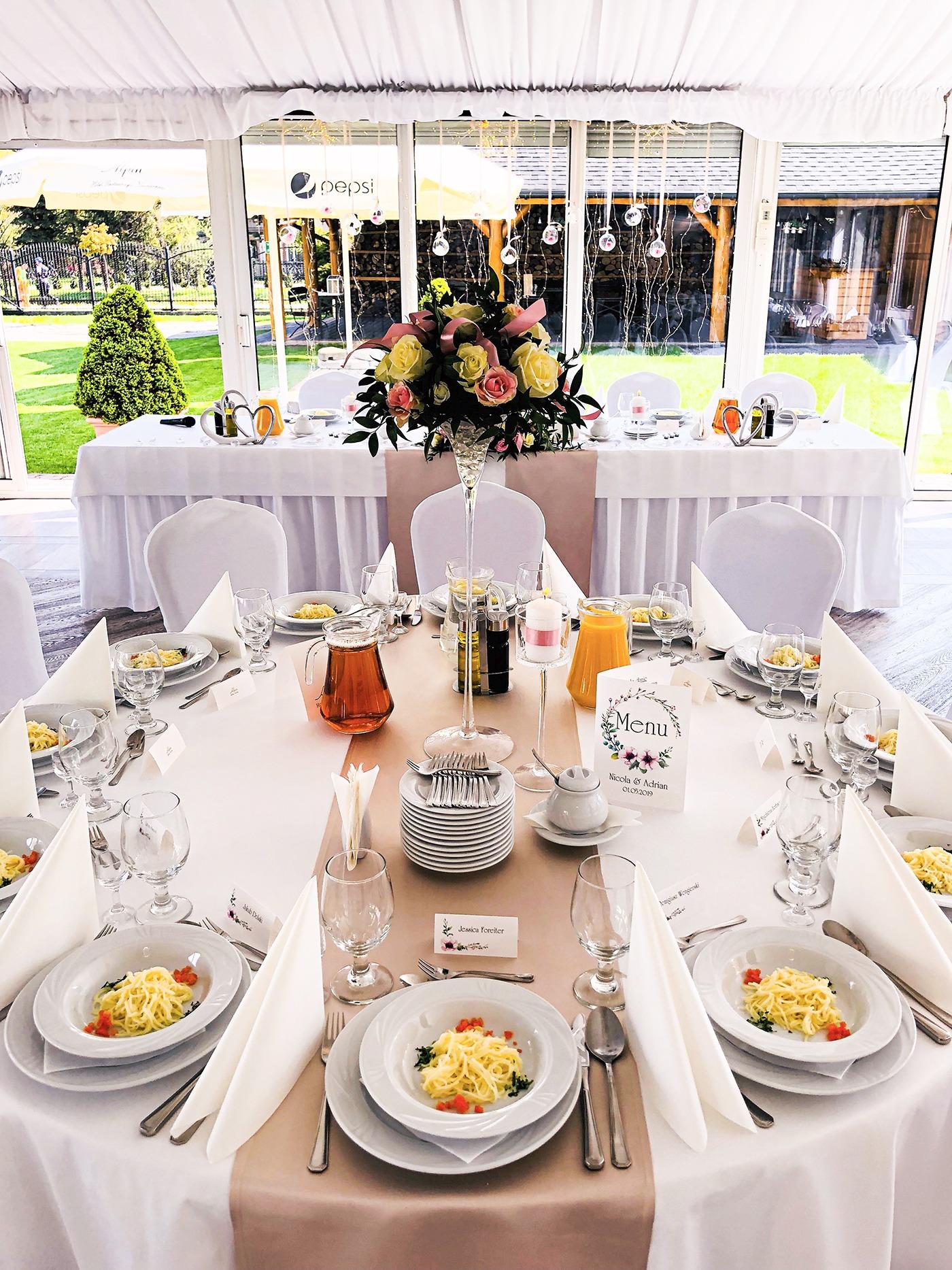 Jaki układ sali weselnej będzie najlepszy?